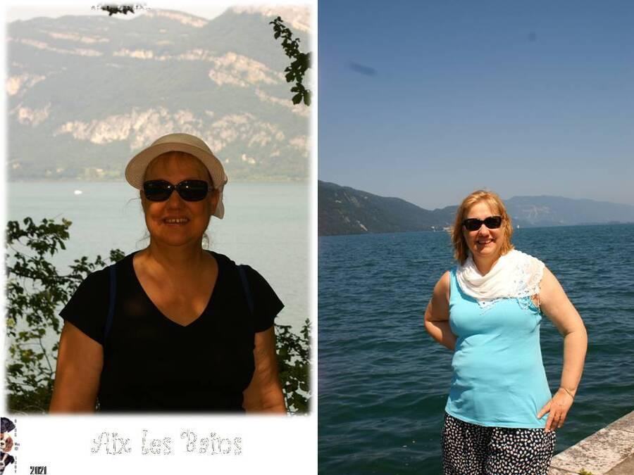 Mon escapade à Aix Les Bains (Savoie)