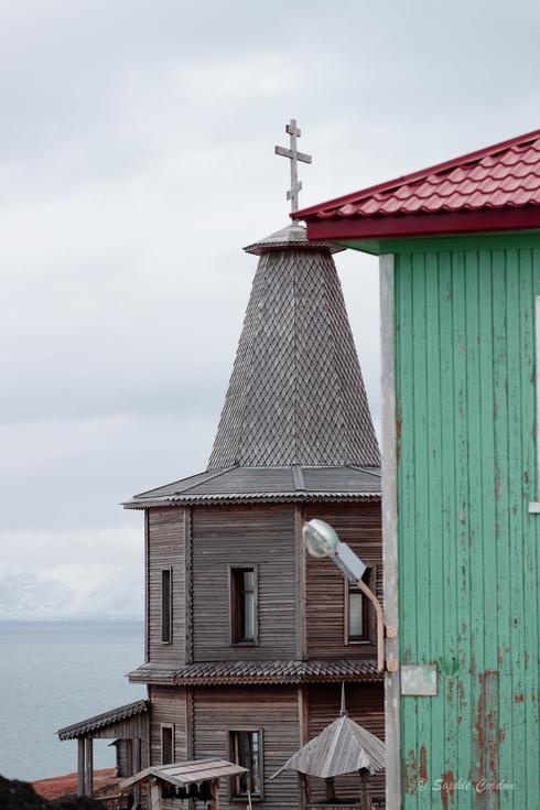 Nordstjernen 18 mai- Barentsburg, suite et fin
