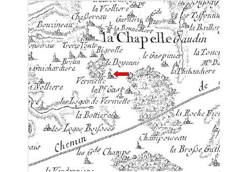 La suprise de Saint-Loup....