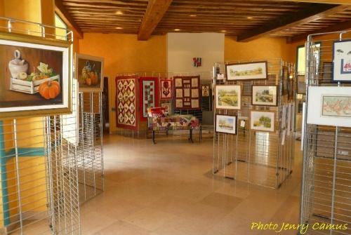 Une belle exposition à Puits