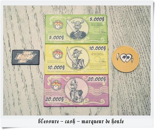 Cash'n'Guns : un jeu qui fleure bon le flouze et la bastos !