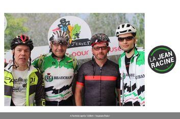 La Jean Racine Cyclo 2018 par Pierre Barbotin