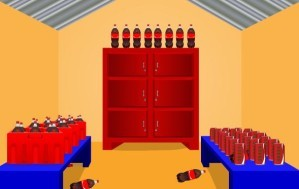 Cool drinks factory escape