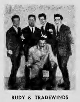 Rudy & The Tradewinds (2) aka Jimmy & The Slanders