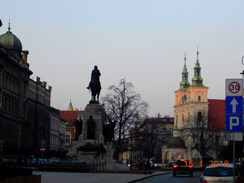CITY TRIP CRACOVIE LE BARBAKAN (BARBACANE)