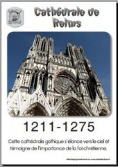 1211 - 1275 Cathédrale de Reims