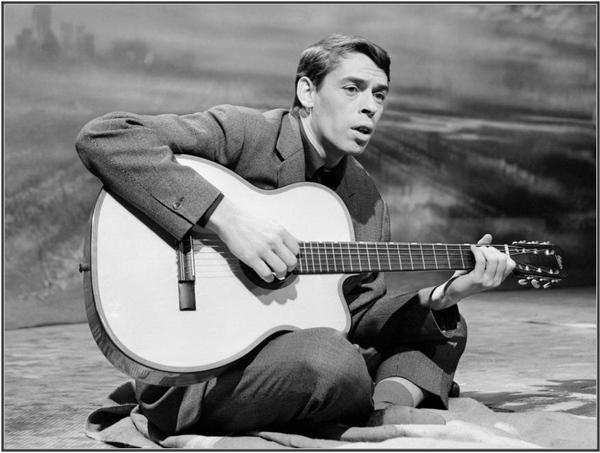 Jacques Brel - Amsterdam (1964)