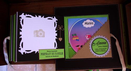 Album/Home déco pour Matéo !