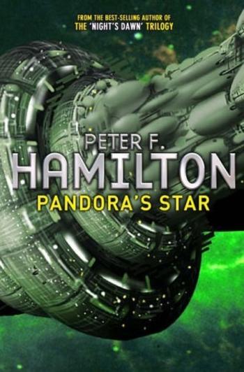 Pandora's star - Peter Hamilton