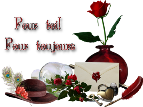 Créations images St Valentin