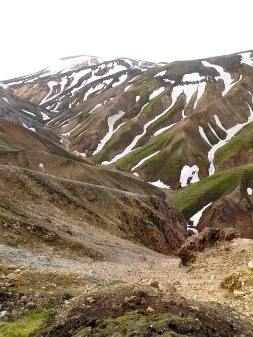 Jour 5 : Landmannalaugar - Sveinsgil - Jokulgil