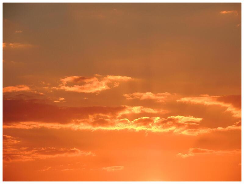 Besoin de soleil.....
