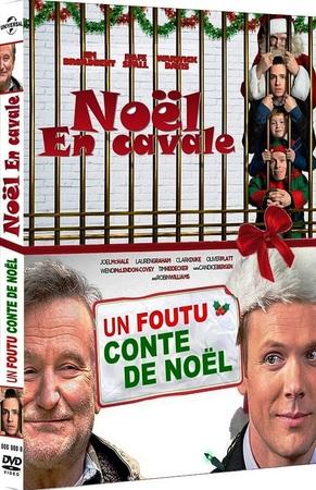 """Un foutu conte de Noël / Noël en cavale """"DVD Cinéma"""""""