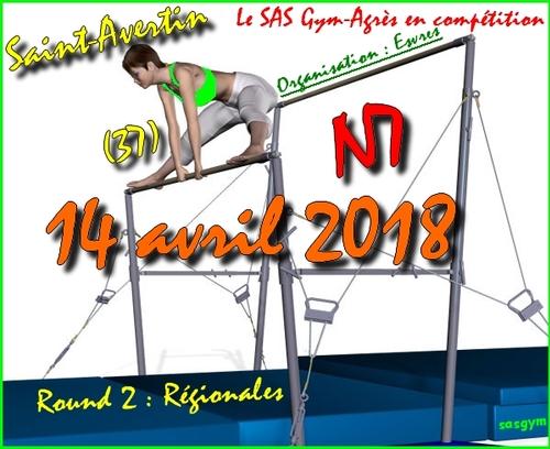 Vidéo : Régionales N7 - 7/12 SAS 2 à Saint-Avertin
