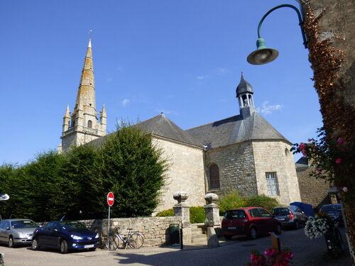 Départ en Bretagne
