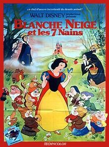 BOX OFFICE FRANCE 1983 BLANCHE NEIGE