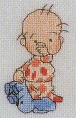 Mini bébé, le quatrième.