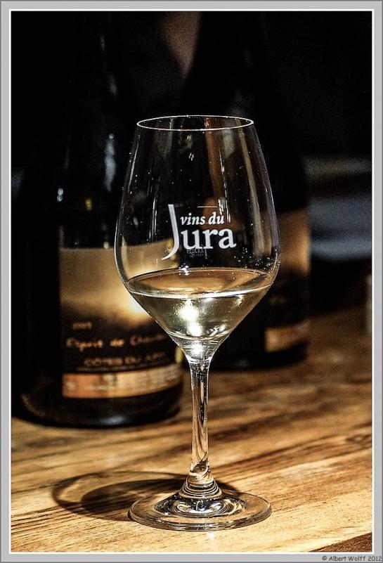 In vino veritas... et in tonneau!