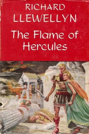 Les Derniers jours d'Herculanum de Richard Llewellyn