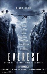 Everest : Affiche