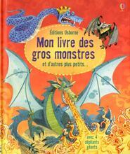 Mon livre de gros monstres