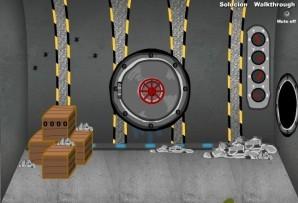 2012 escape - The vault