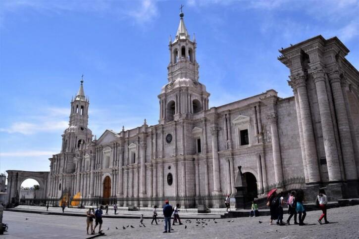 Photos-Villes du Monde 3:  Arequipa, Pérou
