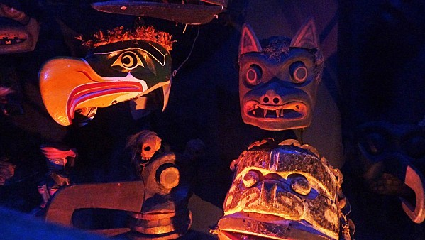 Ottawa Musée Civilisations masques