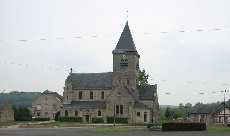 Église de Margival