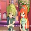 Bloom et Selina ados