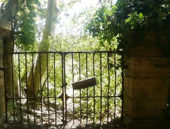 « À la Recherche de la Porte Perdue »