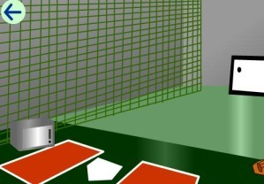 Escape from the batting room