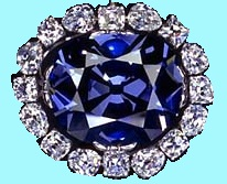 Le Fabuleux Diamant Bleu