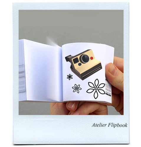 Atelier Folioscope (FlipBooks)