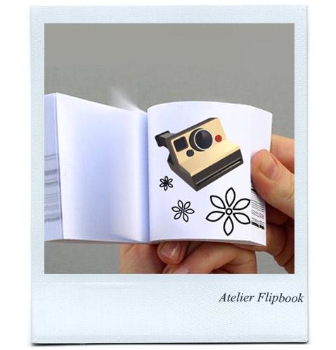 Atelier Folioscope (FlipBooks)