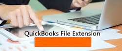 THE FILE EXTENSIONS USED IN QUICKBOOKS DESKTOP