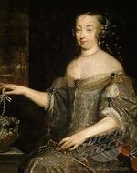 Louise de La Vallière - 1644-1710