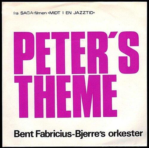Bent Fabricius-Bjerre - Peter's Theme (Fra Filmen Midt I En Jazztid )