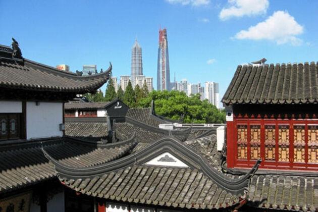 A Shanghaï pour la grande expo