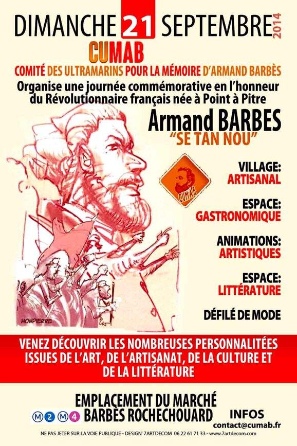 Événements autour d'Armand BARBES