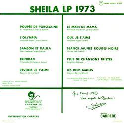 1972 / POUPEE DE PORCELAINE