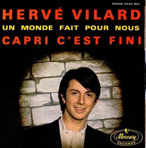 Hervé Vilard - Capri C'Est Fini (1965)