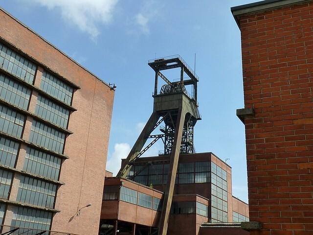 Le musée Les Mineurs Wendel 3 Marc de Metz 01 10 2012