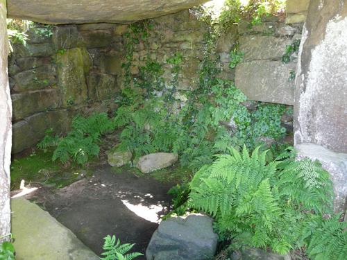 Dolmen de Kerunguil