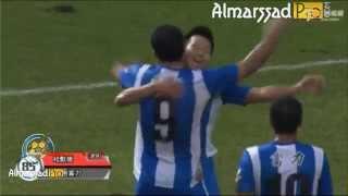 Les deux buts de Hamdellah le samedi 28 RAMADAN 26-07-2014