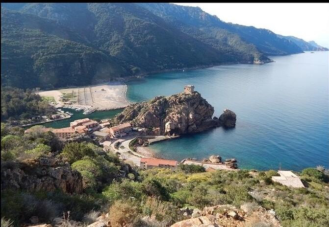 Un tit coin de Corse
