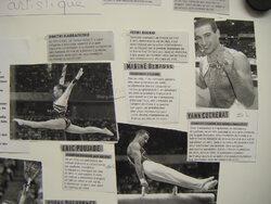Exposé sur la gymnastique artistique