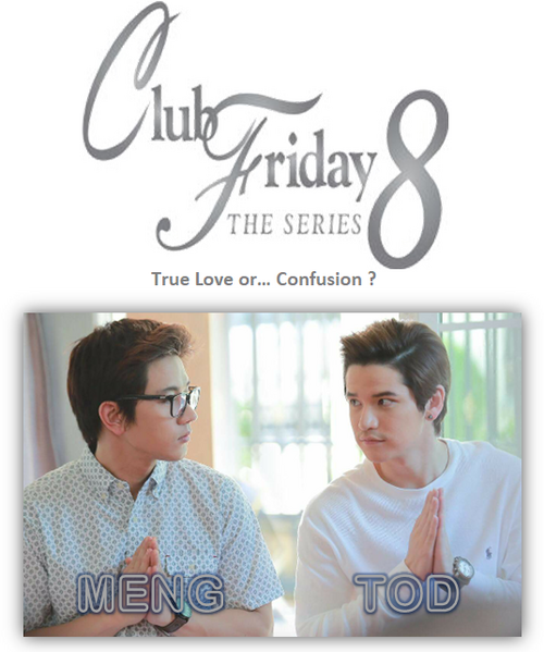 Club Friday 8 - True Love or... Confusion ?