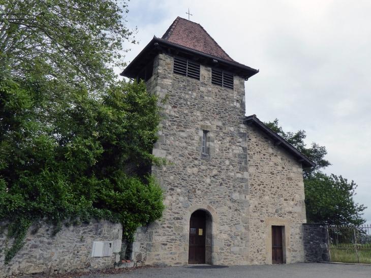 L'église - Le Trioulou