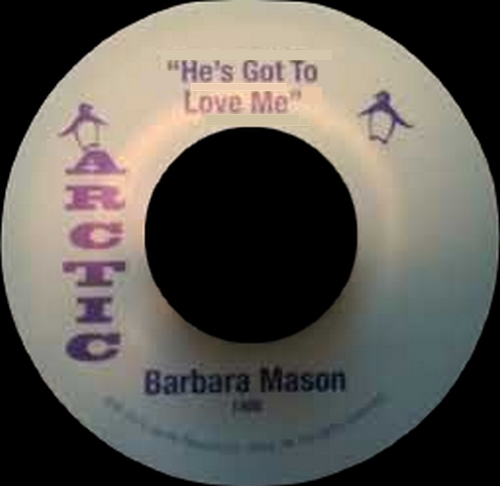 "Barbara Mason : Album "" Oh How It Hurts "" Arctic Records A-LPS 1004 [ US ]"